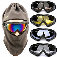 Glasses Outdoor Sport Motorcycle Scooter Goggles Sunglasses Anti UV Wind Sand