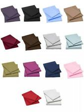 Luxury Percale Single Fitted Sheets Poly Cotton Non Iron Bed Sheet