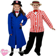 GIRLS AND BOYS EDWARDIAN FILM CHARACTER FANCY DRESS COSTUME SCHOOL BOOK WEEK