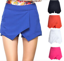 Hot Women Sexy Mini Slim Skirt Seamless Stretch Tight Short Fitted Candy Dress