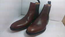Loake Petworth Brown Chelsea Boot 7F - New Slight Seconds RRP £180 (54122)