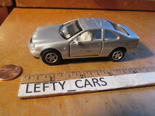 SILVER MERCEDES BENZ PULL BACK ACTION CAR SCALE 1/36