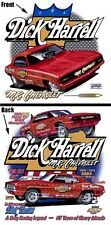 """Dick Harrell® """"Mr. Chevrolet"""" Men's Tees Cotton - OFFICIALLY LICENSED & APPROVED"""