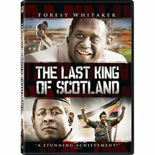 The Last King of Scotland (DVD, 2007, Widescreen