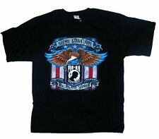 POW MIA All Gave Some ..... Some Gave All T shirt American Flag