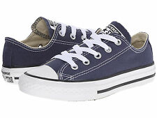 Kids Converse Chuck Taylor All Star OX 3J237 Navy 100% Authentic Brand New