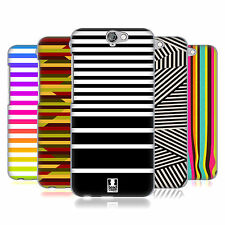 HEAD CASE DESIGNS DYNAMIC STRIPES HARD BACK CASE FOR HTC ONE A9