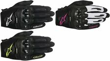 Alpinestars Womens Stella SMX-1 SMX1 Air Touchscreen Textile Gloves