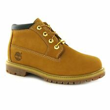 Timberland Nellie Chukka Double Wheat Emrald Womens Boots - 23399 W