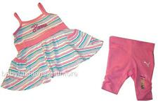 Baby girls Puma outfit, dress style top & capri pants, NWT