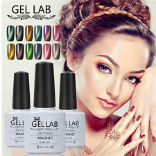 GEL LAB 10ml UV Magnetic 3D Gel Polish Cat Eye 90 Colors Available