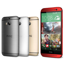 HTC One M8 32GB Dual Camera RAM 2GB Unlocked 4G LTE Android Smartphone - 4 Color