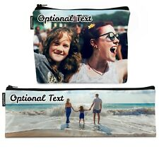 Happy Snap Gifts® Personalised Photo Pencil Case