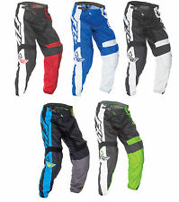 Fly Racing Mens & Youth F-16 Race Dirt Bike Pants ATV MX Offroad MTB BMX
