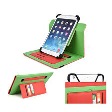 """KroO Universal Spinner Cover w/ Card Holders fit ValuePad 10.1"""" Android Tablet"""