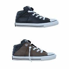 Converse CT All Star Axel Mid Leather Mens Womens Ladies Unisex Trainers
