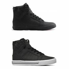 Supra Skytop Leather Mens Lace up Hi Tops Trainers