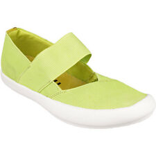 Cotswold Ladies Chedworth Slip On Textile Summer Shoe Green