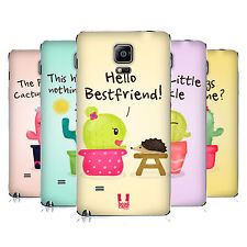 HEAD CASE DESIGNS PRICKLES REPLACEMENT BATTERY COVER FOR SAMSUNG PHONES 1