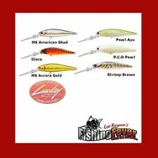 Lucky Craft Pointer 78XD Extra Deep Diving Fishing Lure At FISHING FEVER