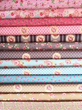 PATCHWORK BUNTING  REMNANTS OFFCUTS SCRAPS CRAFT 100% COTTON FABRIC PACKS
