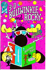 Blackthorne Comics BULLWINKLE and ROCKY 3-D 1987 #1 VG/FN