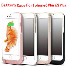 10000mAh External Power Bank Backup Battery Case Cover Charger iPhone6 6S Plus