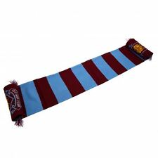 West Ham United FC Bar Scarf Football Soccer EPL Team Scarf