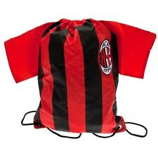 AC Milan Shirt Gym Bag Football Soccer Serie A Team Sports Kitbag
