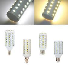 E27/E14 SMD5050 6/9/12W LED Corn Light Bulb Warm/White AC220V-240V