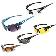 New Mens Sunglasses Cycling Riding Outdoor Sports UV Protective Goggles Glasses
