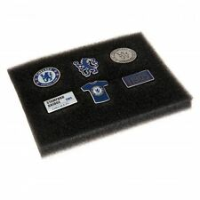 Chelsea FC 6 Piece Badge Set Football Soccer EPL Pin Badges
