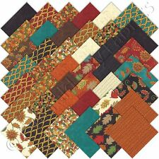 """Moda Charm Packs Forest Fancy 42 5"""" Precut Cotton Quilt Quilting Fabric Squares"""