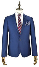 MENS SKINNY FIT BLUE SUIT 2PC SUIT  Cooper