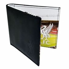 Liverpool FC Leather Wallet Panoramic 801 Football Soccer EPL
