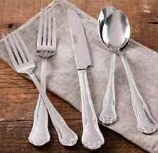 The Pioneer Woman 20 Piece Stainless Steel Flatware Set W/d Decorative Butterfly