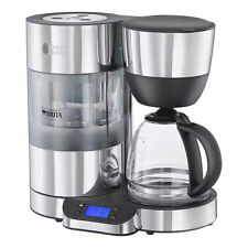 Russell Hobbs 20770 Purity Coffee Maker Metallic 1.3L 950W - Free Shipping