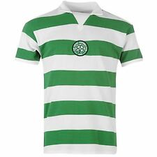Celtic FC 1978 Home Jersey Mens Score Draw Green/White SPL Football Soccer