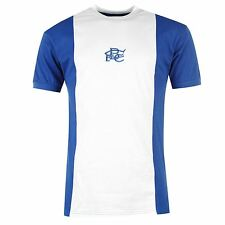 Birmingham FC Retro 1972 Home Jersey Score Draw Mens Royal Shirt Football Soccer