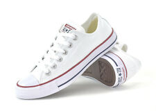 CONVERSE CT ALL STAR OX - M7652 - OPTICAL WHITE - UNISEX SNEAKERS - BRAND NEW