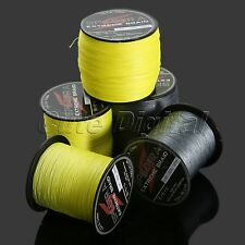 Spectra Strong Power PE Dyneema Extreme Braid Sea Fishing Line Strands 300/500M