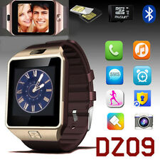 HOT Bluetooth Smart Watch DZ09 Smartwatch GSM SIM Card For Android IOS iPhone AU