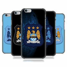 OFFICIAL MANCHESTER CITY MAN CITY FC CREST KIT BACK CASE FOR APPLE iPHONE PHONES
