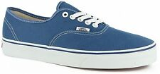 VANS AUTHENTIC NAVY MENS CASUAL SKATE SHOES SNEAKERS AUSTRALIA CLEARANCE