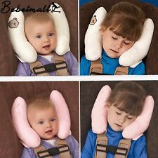 Baby Toddler Car Seat Headrest Cushion Travel Pillow Infant Head Support Neck