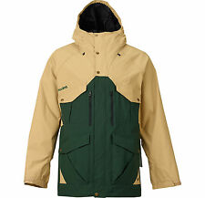 ANALOG ANTHEM DUNE PINE MENS SNOW SKI SNOWBOARD JACKET 2016 FREE POST AUSTRALIA