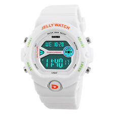 Skmei Sports Kids Waterproof Wristwatch Watch 50M Dive Swim LED Digital Watch
