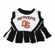 Oregon State Beavers Dog Cheer Leading Outfit Officially Licensed NCAA Product