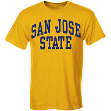 San Jose State Spartans Gold Arch T-Shirt