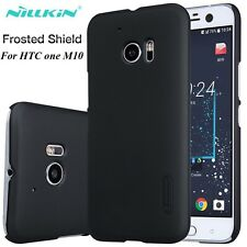 For HTC One M10 Nillkin Frosted Shield Matte Hard Back Skin Cover Case +LCD Film